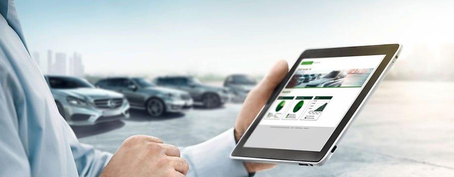 PHC CS: Um Software de Gestão para Frota Automóvel