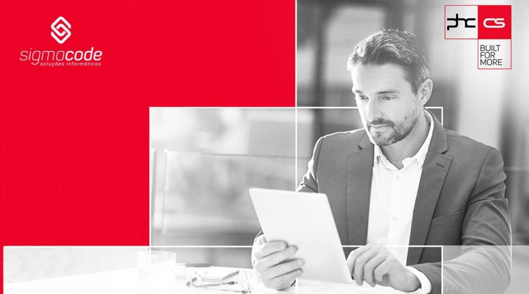 PHC CS v23: Novas funcionalidades disponíveis para a gestão de empresas - SigmaCode - Software de Gestão PHC