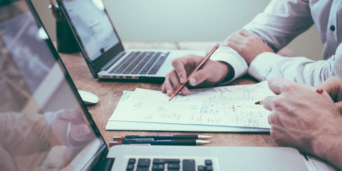 gestão de negócio eficaz