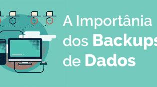 A importância de fazer backups de dados e o seu papel no cumprimento do RGPD