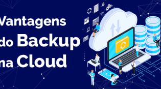 Vantagens do Backup na cloud